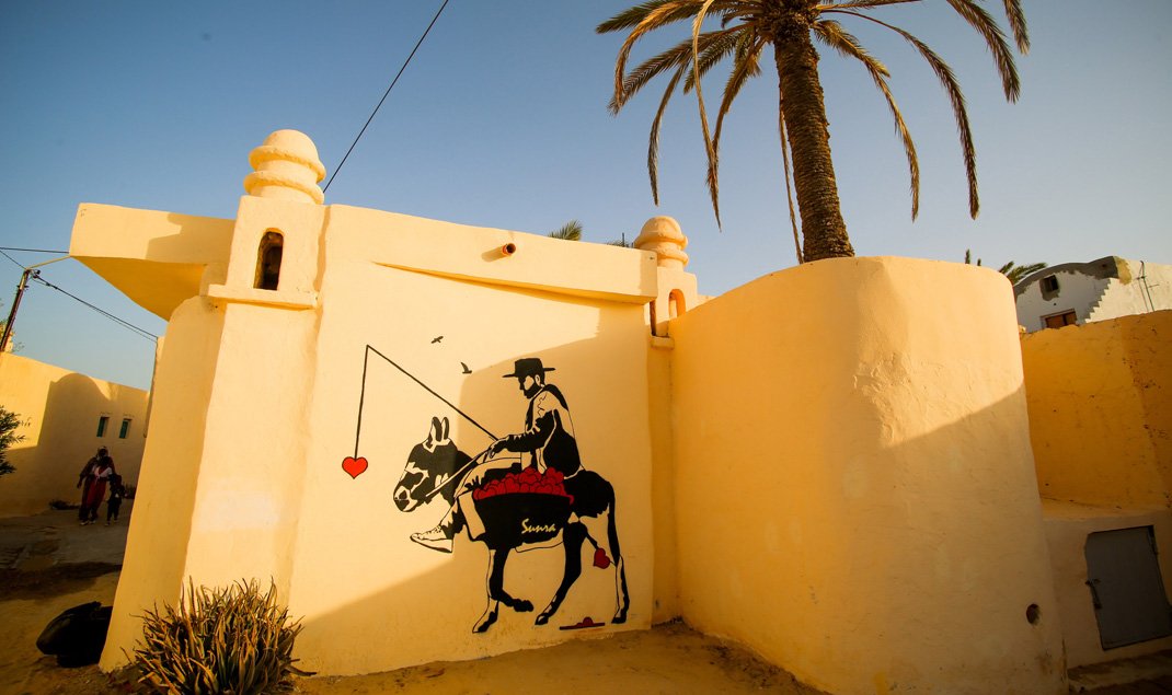 Erriadh - Djerba - Tunisie - 2014 / Photo © Aline Deschamps